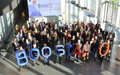 SQS Partner of the European project Boost 4.0