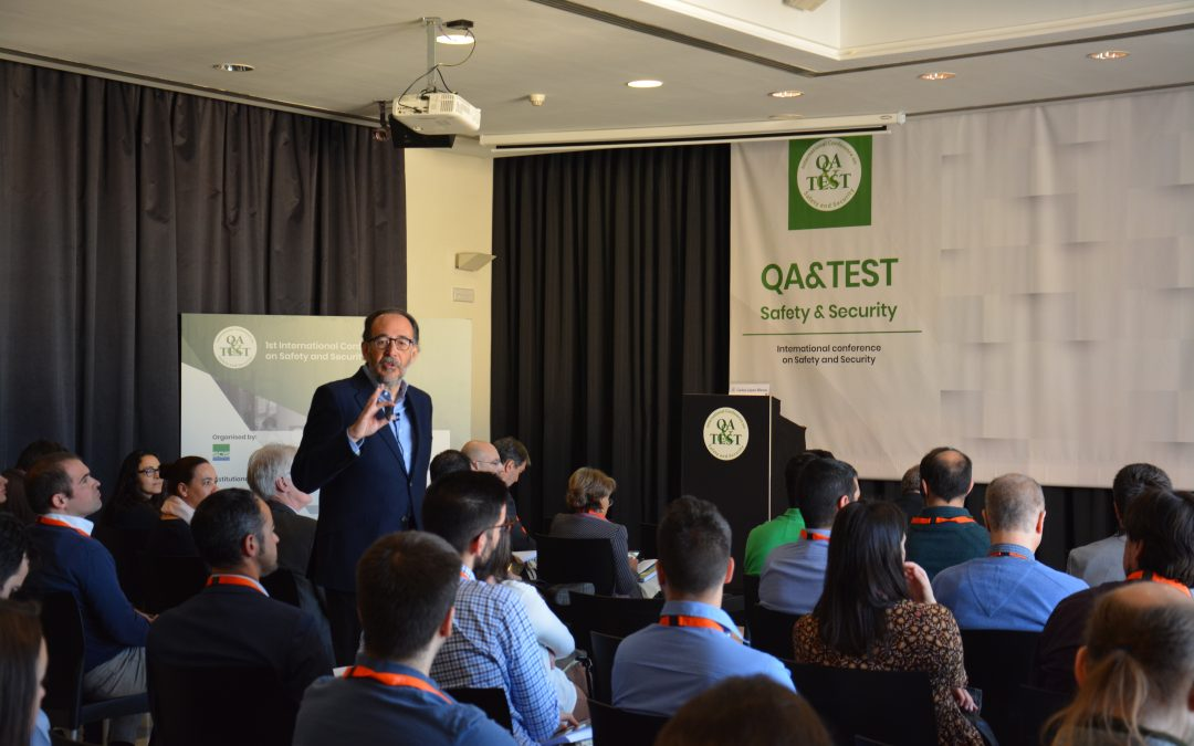 QA&TEST Safety and Security Talk